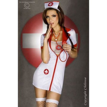CHILIROSE Seksowna pielęgniarka L/XL