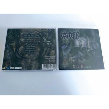 """VADER - """"The Beast""""  CD"""