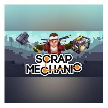 Scrap Mechanic PC STEAM