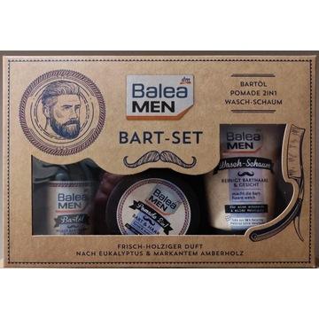 zestaw do pielęgnacji brody Bart-Set Balea MEN