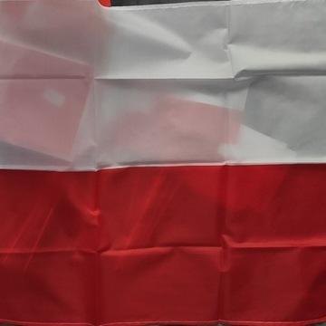 112x70 Flaga Polska