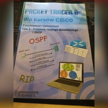 CISCO - Packet Tracer 6 dla kursów Cisco - Tom 3