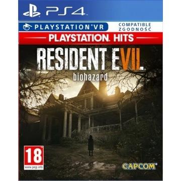 RESIDENT EVIL VII 7 PS4 PL PLAYSTATION 4
