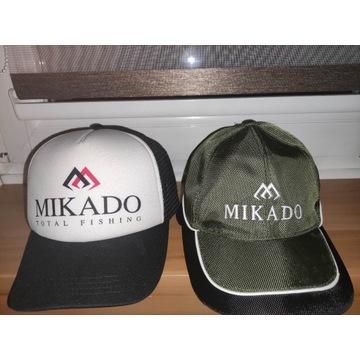 Czapki z daszkiem - Mikado, NOWE