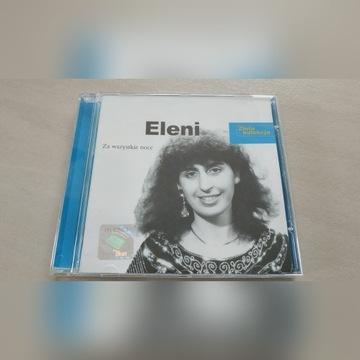 Płyta CD - Eleni – Za wszystkie noce.