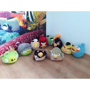 Angry birds ptaszki ptaki pluszaki ogromny zestaw