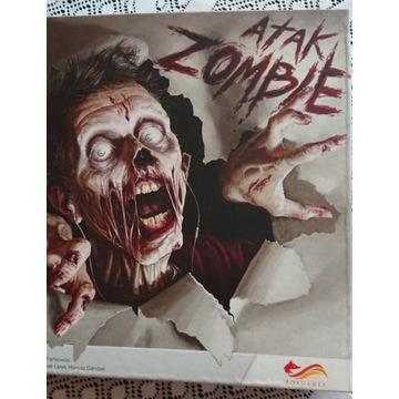 Atak Zombie Gra Planszowa