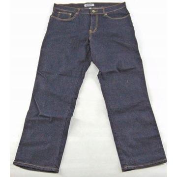 Spodnie robocze jeans rozm 58