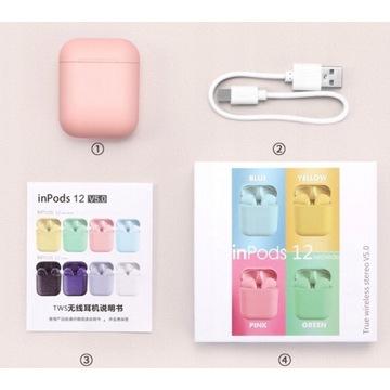 Sluchawki Bluetooth iPhone andrenoid huwei