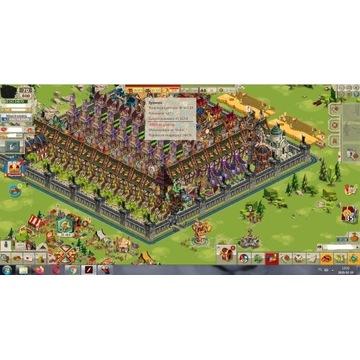 Konto 70lvl 800legendarny Goodgame Empire