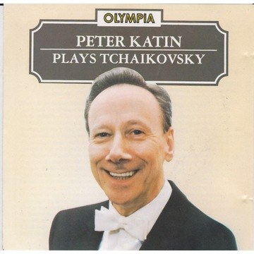Tchaikovsky / Seasons , Piano Sonata / Peter Katin