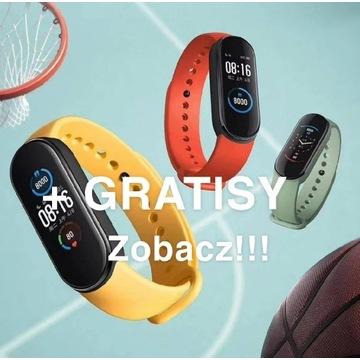 Xiaomi mi band 5 Wersja Globalna + GRATISY