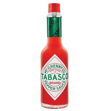 Orginalne Tabasco czerwone 60 ml.