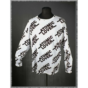 HUGO BOSS Atomic Lover Męska koszulka  2XL nowa
