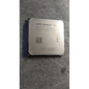 Procesor AMD Phenom II X4 965 Black Edition 4 x 3,