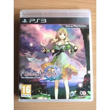 Gra PS3 Atelier Ayesha The Alchemist of Dusk