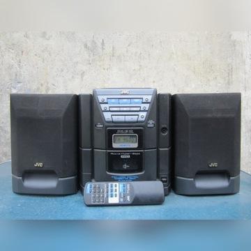 Wieża JVC DX-E 10BK