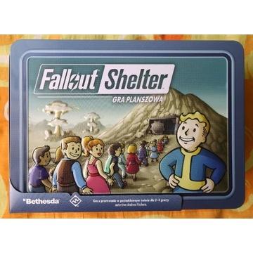 Gra Fallout Shelter (edycja polska), NOWA!