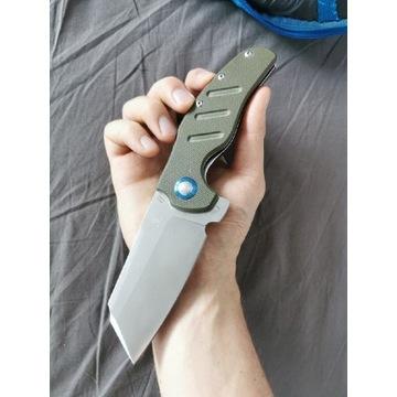 Nóż Kizer Sheepdog XL