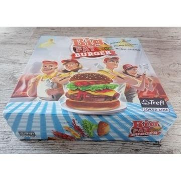Trefl, gra towarzyska Big Fat Burger