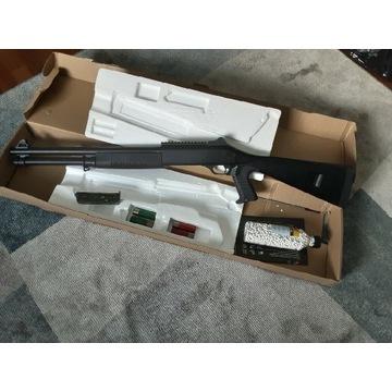 ASG Strzelba GFG 26 + 2500 kulek + 4 shellsy