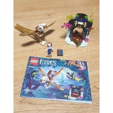 Lego elves 41190 Emili Jones i ucieczka orła