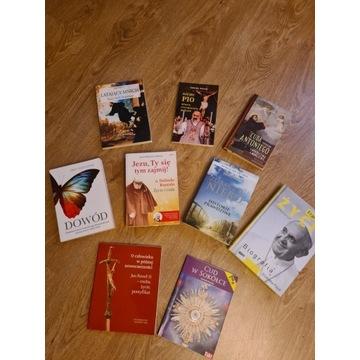 Różne książki - nowe i używane w idealnym stanie