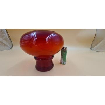 Z.Horbowy wazon pieczarka duży huta Barbara