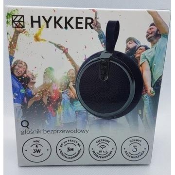 Głośnik bezprzewodowy przenośny BT HYKKER Q
