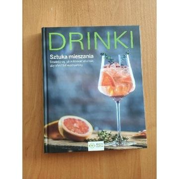 Drinki Sztuka Mieszania Książka