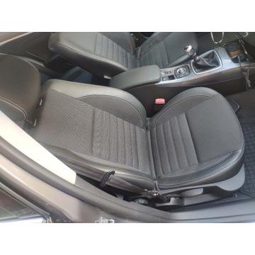 Renault Laguna III 3 Fotele kanapa Półskóra eu