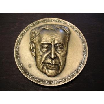 Medal Artur Rubinstein Filharmonia Łódź 1987
