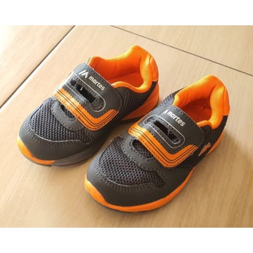 Buty Martes Nepis Kids 24 pomarańczowe dziewczynka