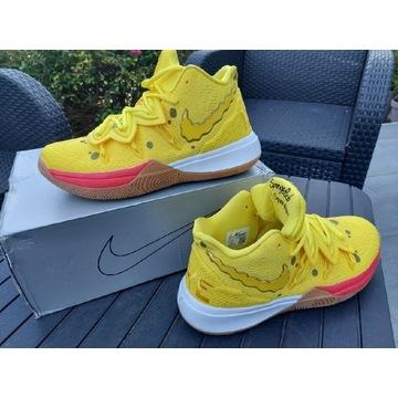 Nike, Kyrie 5 Spangebob, do kosza, rozmiar 41