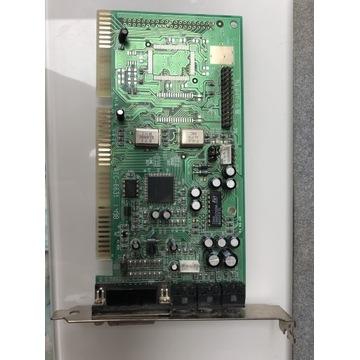 Retro Karta muzyczna Yamaha ATC 6631
