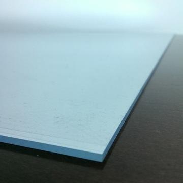 Plexi srebrne lustro 3 mm 610 x 610 PMMA