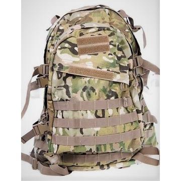 Plecak Taktyczny Wojskowy Cordura 35l Multicam