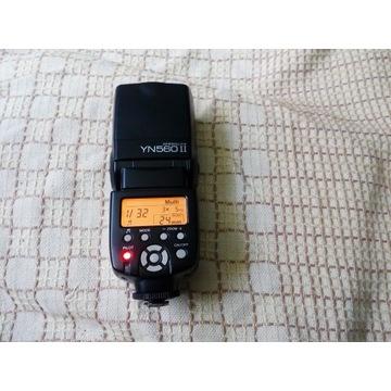 YN560 II speedlite