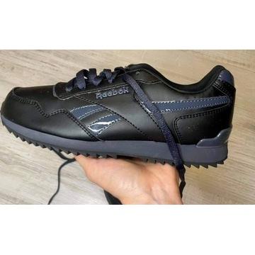 Buty czarne reebok ładne 38