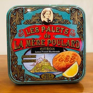 Blaszane pudełko Mere Poulard metalowe