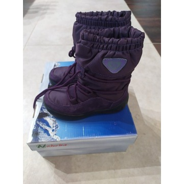 Buty zimowe dla dziewczynki Naturino