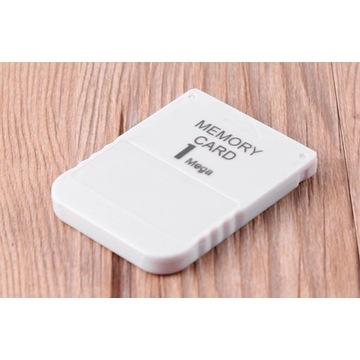 Karta Pamięci 1MB PS1 PSX Memory Card