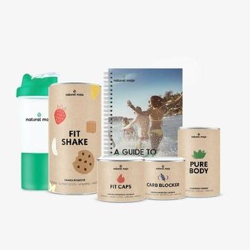 Natural Mojo Sweet Shapes Box – 20 dni odchudzanie