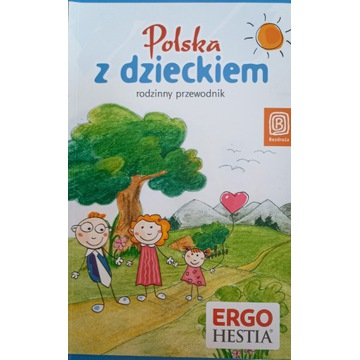 Książka Polska z dzieckiem rodzinny przewodnik