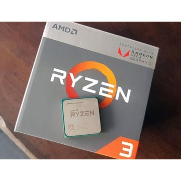 Procesor AMD Ryzen 3 2200G AM4