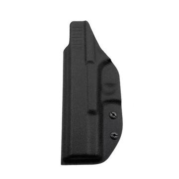 Kabura wewnętrzna kydex glock 17 niewidoczna