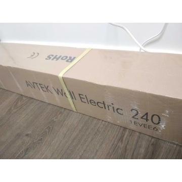 Avtek Ekran elektryczny 118' 240x180 - nowy