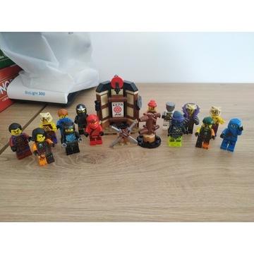 LEGO ludziki figurki ninjago