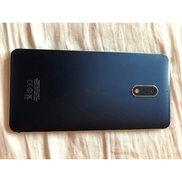 OKAZJA! NOKIA 6 TA-1021 NIEBIESKI Dual SIM Android