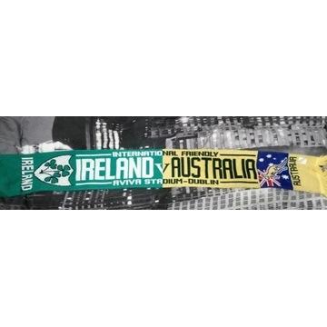 Szalik łączony Irlandia Australia